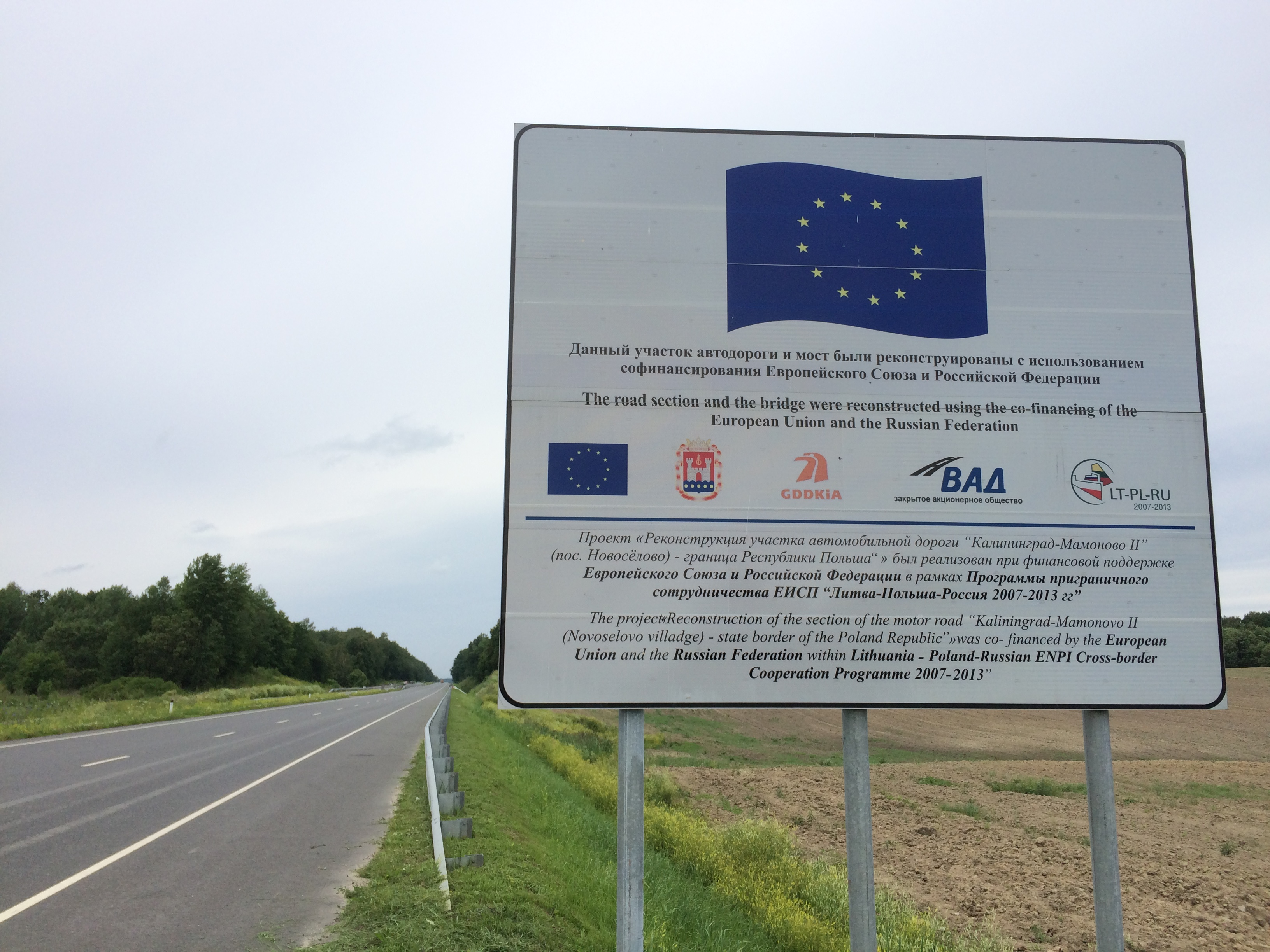 grens rusland polen